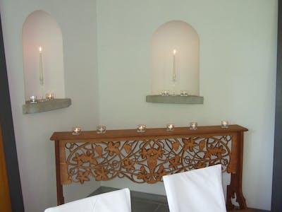 kleine Hochzeit Stiller Raum